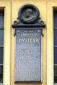 P1250442 Paris V rue Ulm plaque Pasteur bis rwk.jpg