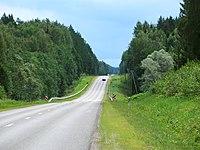 P27 шоссе Смилтене - Гулбене.jpg