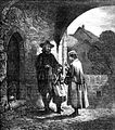 P577 John Bunyan and his Blind Child at the Gate of Bedford Gaol.jpg