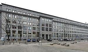 Polska Grupa Energetyczna - The company's headquarters in Warsaw