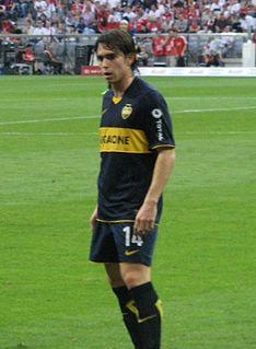 Pablo Mouche Argentine association football player