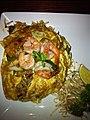 Pad Thai @ Khao Thai Restaurant (6064207597).jpg