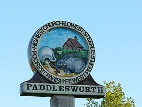 Paddlesworth village sign.jpg