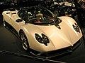 Pagani Zonda F Clubsport British International Motor Show 2008.jpg