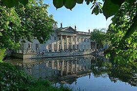 Лазенковский дворец
