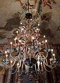 Palazzo colonna, appartamenti di donna isabella, lampadario in vetro di murano 01.JPG