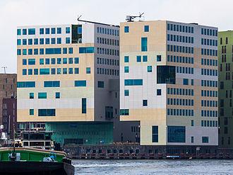 Amsterdam-Centrum - Image: Paleis van Justitie, Amsterdam 9011
