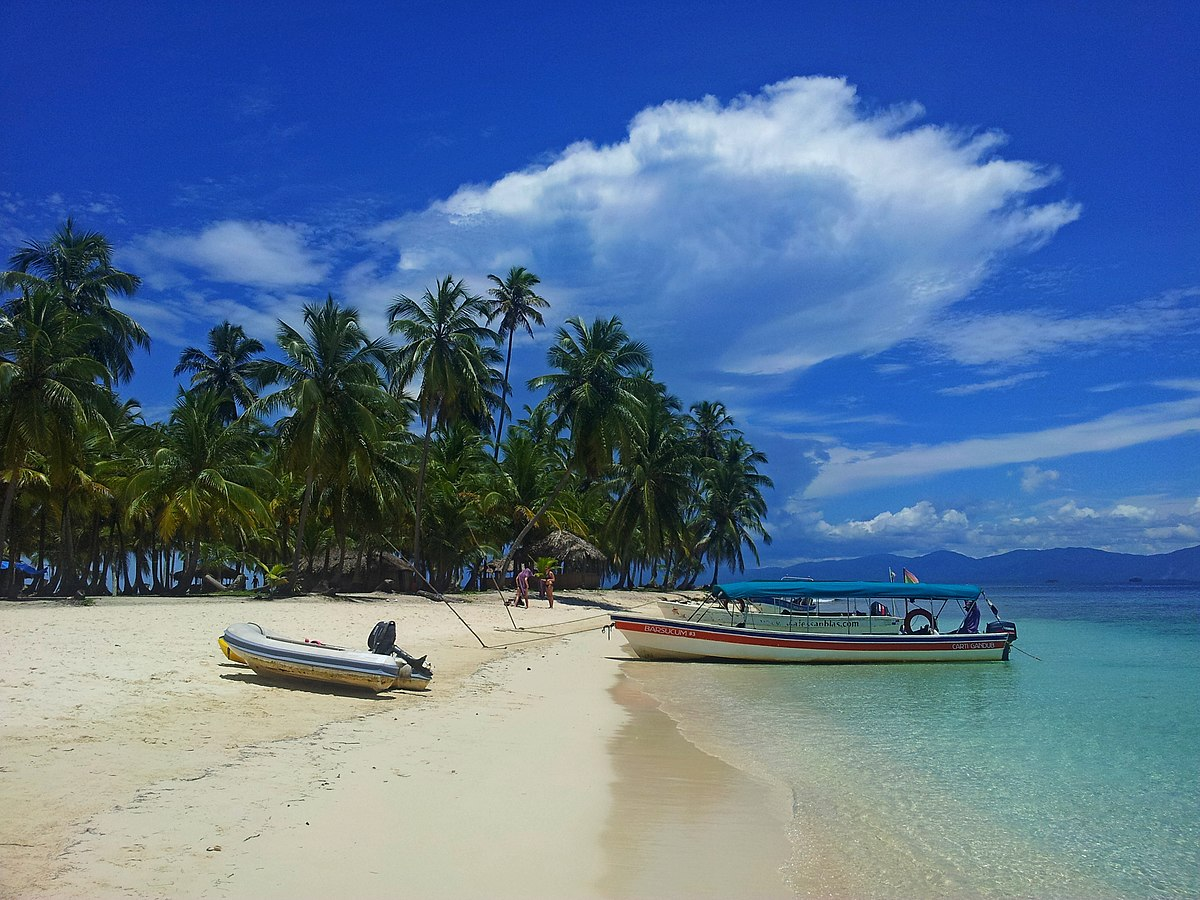 San Blas Islands – Travel guide at Wikivoyage