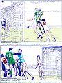 Panathinaikos vs Honved col.jpg