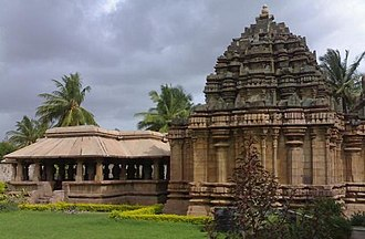 Belgaum district - Panchalingeshwara temple Hooli