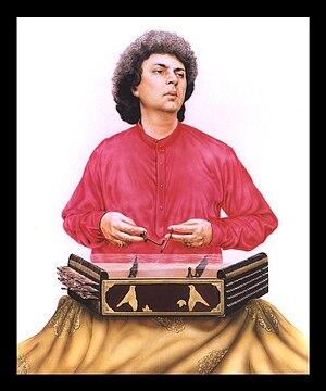 Music of Kashmir, Jammu and Ladakh - Shivkumar Sharma, from Jammu, master of Indian santoor