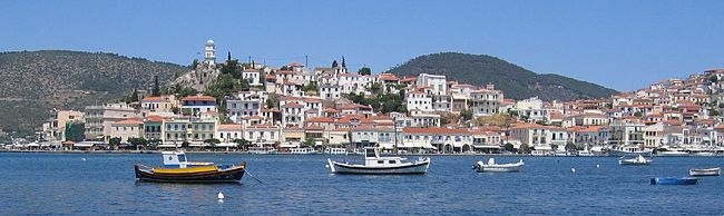 Poros Greece Map.Poros Wikipedia