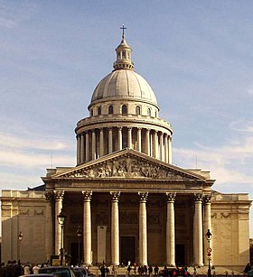 Image illustrative de l'article Panthéon (Paris)