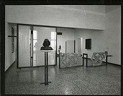 Intervención en el museo Correr, Venecia(1957-1960)