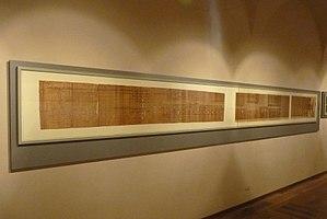 Harem conspiracy - The Judicial Papyrus. Turin, Museo Egizio