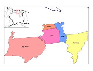 Para District District of Suriname