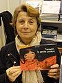 Paris, Salon du Livre 2015 (22) Sadia Tabti.JPG