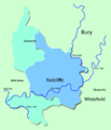 Parish map of radcliffe greater manchester.png