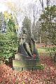 Park Smetanovy sady, socha Mikoláše Alše.JPG