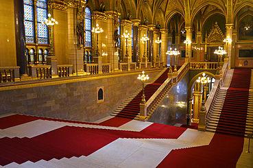 Parliament Building, Budapest, inside.jpg