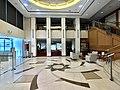 Parliamentary Annexe entry foyer, Parliament House, Brisbane.jpg