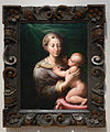 Parmigianino Madonna and Child with frame.jpg