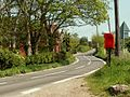 Part of the B1018 close to Wickham Bishops - geograph.org.uk - 803405.jpg