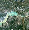 Parte do Reservatório de Sobradinho (barragem - dam), no Rio São Francisco, Remanso-BA (outra imagem 3) (36163941842).jpg