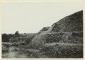 Parti av Cuicuilco-pyramiden - SMVK - 0307.b.0016.a.tif