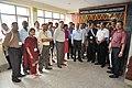Participants - National Demonstration Laboratory Visit - Technology in Museums Session - VMPME Workshop - NCSM - Kolkata 2015-07-16 8960.JPG