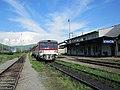 Passanger train at stakcin slovakia.jpg
