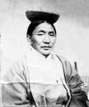 Tsepon W. D. Shakabpa - Tsepon Wangchuk Deden Shakabpa