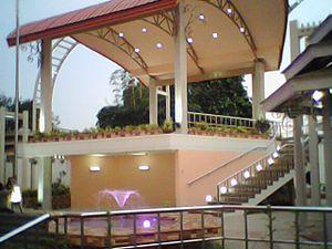 Pateros, Metro Manila - Image: Pateros Park Plaza de Borja