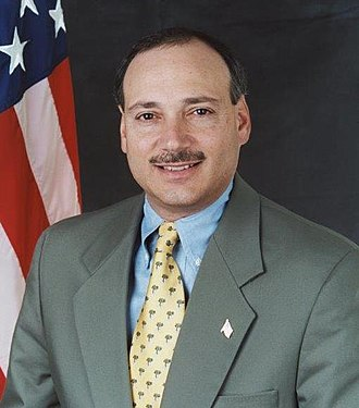 Patrick Pizzella - Pizzella's official portrait during the Bush administration