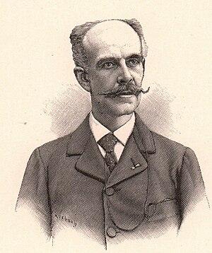 Gabriel Paul Othenin de Cléron, comte d'Haussonville - Gabriel Paul Othenin de Cléron, comte d'Haussonville.
