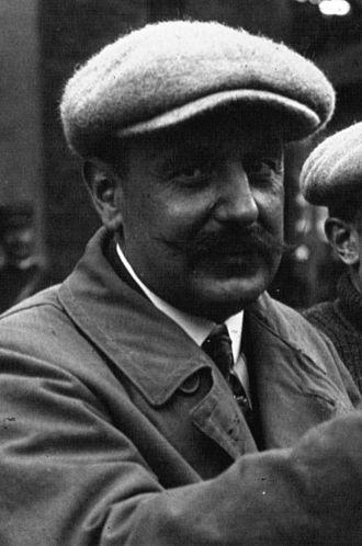 Paul Bablot - Paul Bablot in 1914