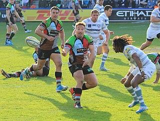 Paul Doran-Jones Rugby player