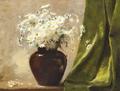 Paul Fischer - Margueritter i vase - 1888.png