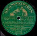 Paul Godwin & Jazz-Symphoniker - Eilali, Eilali, Eilala, alle Kaffern sind aus Afrika, 1928.png