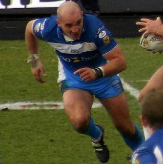 Paul King (rugby league) English rugby league footballer