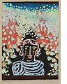 Paul Klee Bildnis in der Laube 1930.jpg