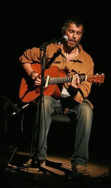 Paul Wassif at Queen's Hall, Edinburgh August 2010.jpg