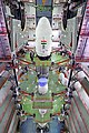 Payload Fairing with GSAT-19 is being Integrated.jpg