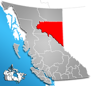 Peace River Regional District, British Columbia Location.png