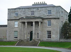 Pearse Museum - Northern facade
