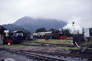Welsh Highland Heritage Railway The Welsh Highland Heritage Railway (not to be confused with the Welsh Highland Railway) is a preserved railway at Porthmadog (Wales, United Kingdom).