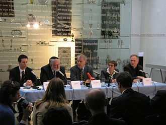 Jewish Museum Vienna - The museum regularly organises presentations and conferences