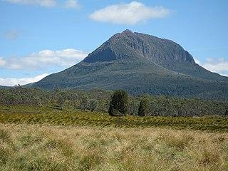 Mount Pelion West mountain