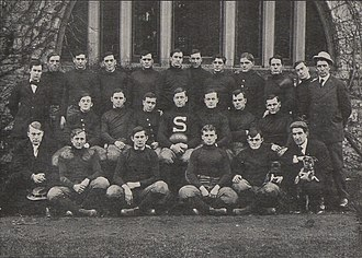 1906 Penn State Nittany Lions football team - Image: Penn State Football 1906