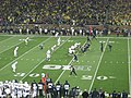Penn State vs. Michigan football 2014 20 (Michigan on offense).jpg